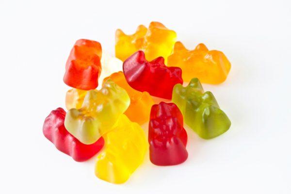 жевательные мармеладные мишки (gummy bears)