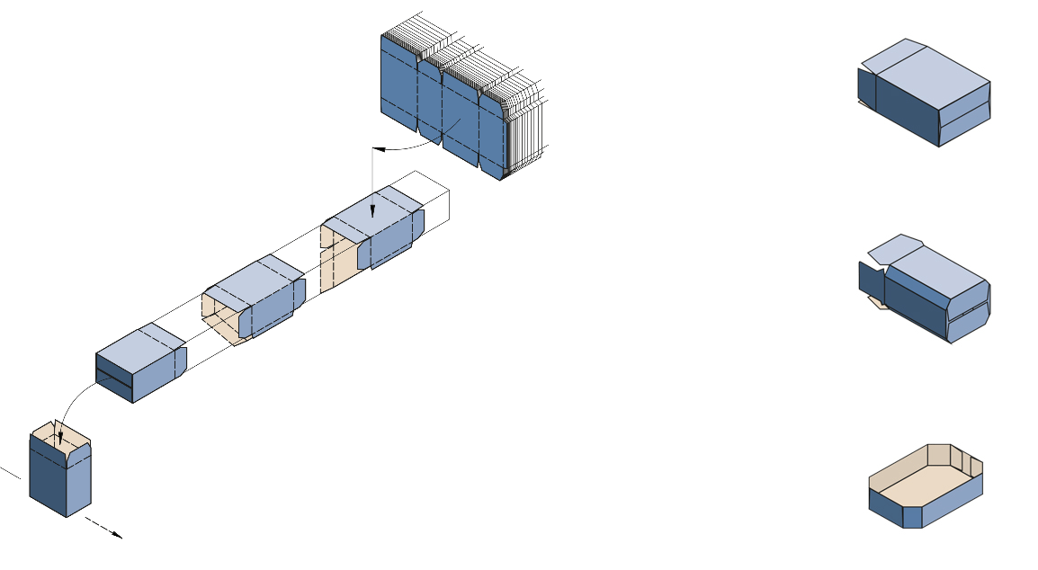 Примеры упаковки