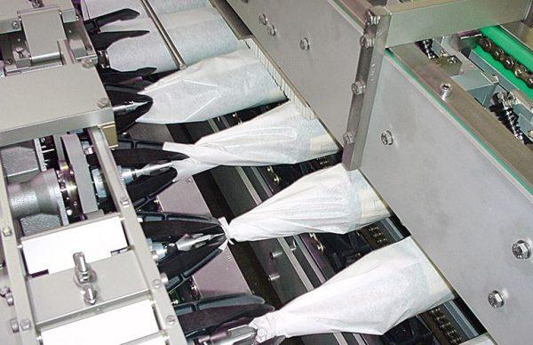 машины для обертывания