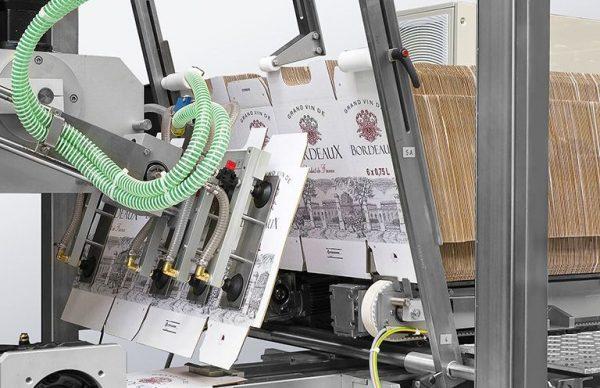 Машины для формирования коробов
