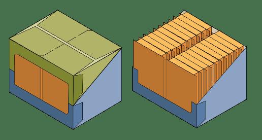 Упаковщики в картонные лотки, b короба оборачивающего типа «wrap-around» и в четырехклапанные короба типа «американ кейс»
