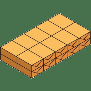 Оборудование для упаковки пачек масла