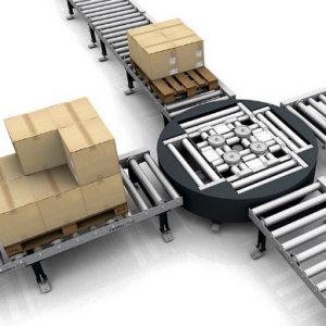 4-ходовой поворотный стол